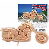 Байкерский мотоцикл 2, Мир деревянных игрушек