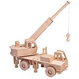Кран, Мир деревянных игрушек