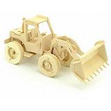 Бульдозер, Мир деревянных игрушек