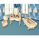 Ванная комната, Мир деревянных игрушек