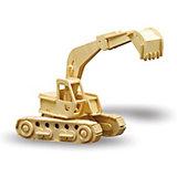 Экскаватор, Мир деревянных игрушек