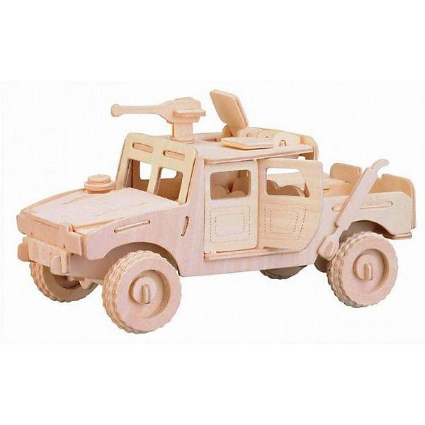 Хаммер, Мир деревянных игрушек
