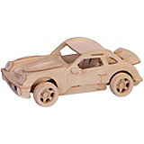 Порше (мал.), Мир деревянных игрушек