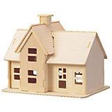 Летний домик, Мир деревянных игрушек
