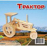 Трактор, Мир деревянных игрушек