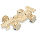 Формула 1 (мал.), Мир деревянных игрушек