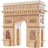 Триумфальная Арка, Мир деревянных игрушек