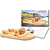 Катер, Мир деревянных игрушек