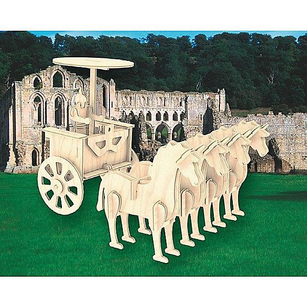 Прогулочная колесница, Мир деревянных игрушек