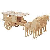 Закрытая колесница, Мир деревянных игрушек