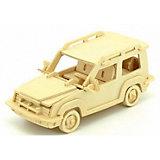 Джип, Мир деревянных игрушек