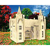 Дворец, Мир деревянных игрушек