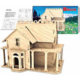 Вилла, Мир деревянных игрушек