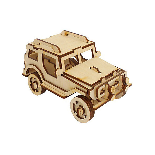 Внедорожник, Мир деревянных игрушек