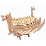 Корабль-черепаха, Мир деревянных игрушек