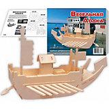 Весельная лодка, Мир деревянных игрушек