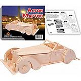Астон Мартин, Мир деревянных игрушек