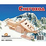 Снегоход, Мир деревянных игрушек