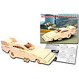 Забавный автомобиль, Мир деревянных игрушек