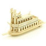 Колесный пароход, Мир деревянных игрушек