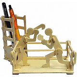 Боксеры, Мир деревянных игрушек