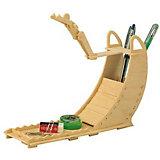 Ныряльщик, Мир деревянных игрушек