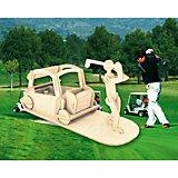 Игрок в гольф, Мир деревянных игрушек