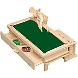 Бильярдист, Мир деревянных игрушек