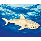 Белая акула, Мир деревянных игрушек
