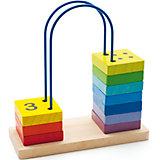 Счеты большие, Мир деревянных игрушек