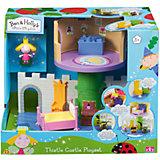 """Игровой набор """"Волшебный замок с фигуркой Холли"""", Бен и Холли"""