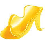 Горка для купания, Пластишка, желтый
