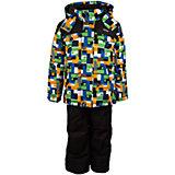 Комплект: куртка и полукомбинезон для мальчика GUSTI