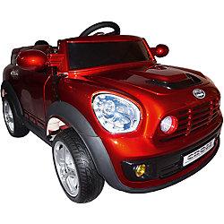 Электромобиль Cross, красный, BabyHit