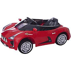 Электромобиль Sport-Car, красный, BabyHit