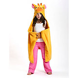 Полотенце с капюшоном Jaime the Giraffe (от 2 лет), Zoocchini