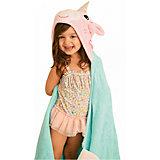 Полотенце с капюшоном Allie the Alicorn (от 2 лет), Zoocchini