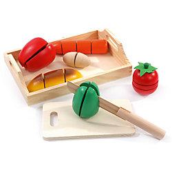 """Игровой набор средний """"Готовим завтрак"""", Мир деревянных игрушек"""