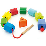 """Бусы """"Геометрия"""", Мир деревянных игрушек"""