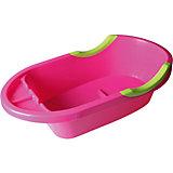 """Ванна детская большая """"Малышок люкс"""" ,  Alternativa, роз."""