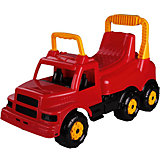 """Машинка детская """"Весёлые гонки"""" ,  Alternativa, красный"""