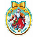 """Магнит """"Дед Мороз в красном кафтане"""""""