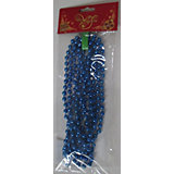 """Гирлянда """"Бусы с синими шариками"""" 270 см"""