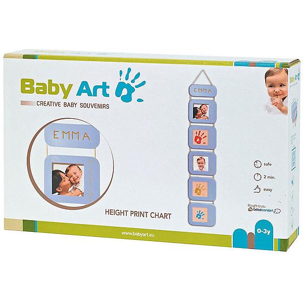 Ростомер с отпечатками, Baby Art