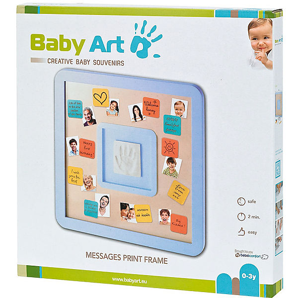Доска для пожеланий с отпечатком, Baby Art