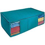 Ящик текстильный для хранения вещей 60*30*20 см., Рыжий Кот