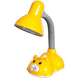Лампа электрическая настольная EN-DL08-1, Energy, желтый