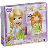 """Любимая игрушка своими руками """"Кукла с золотыми волосами"""""""