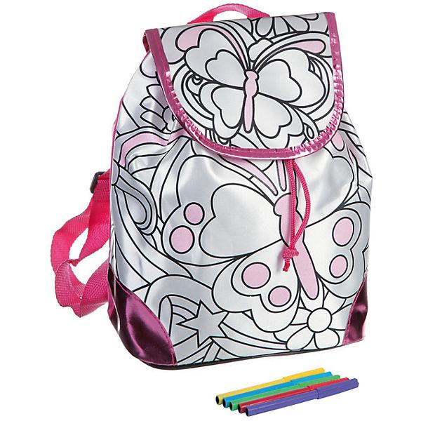 Рюкзак для раскрашивания 29*30*12,5 см