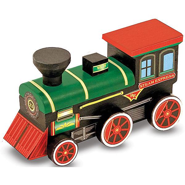 """Набор """"Создай свой собственный поезд"""""""